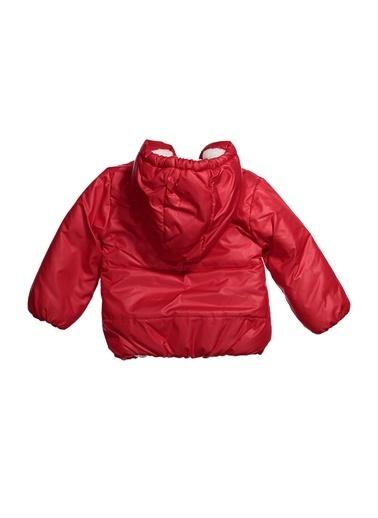 Zeyland Peluş Astarlı şişme Mont (12ay-4yaş) Peluş Astarlı şişme Mont (12ay-4yaş) Kırmızı